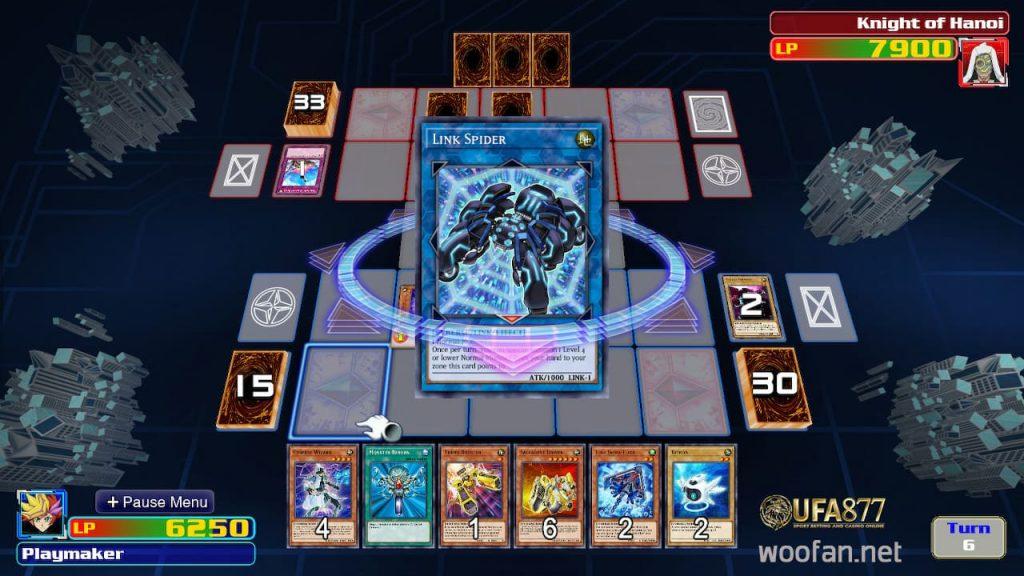 Yu-Gi-Oh Game