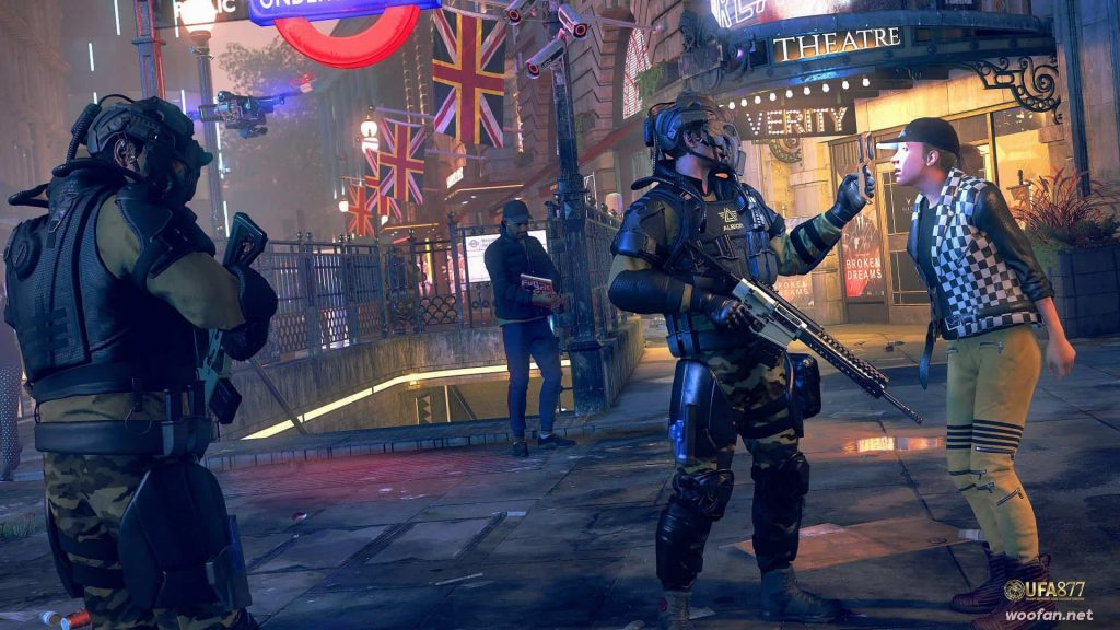 Gameplay Watch Dogs