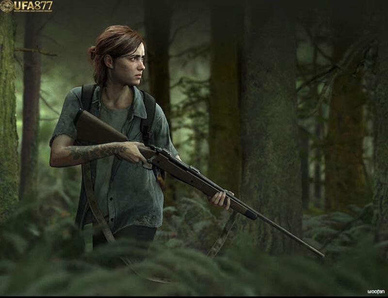The Last of Us Plot 2