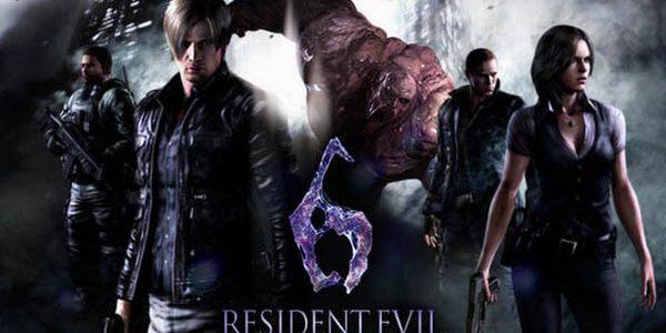 Resident Evil 6 Plot past 2
