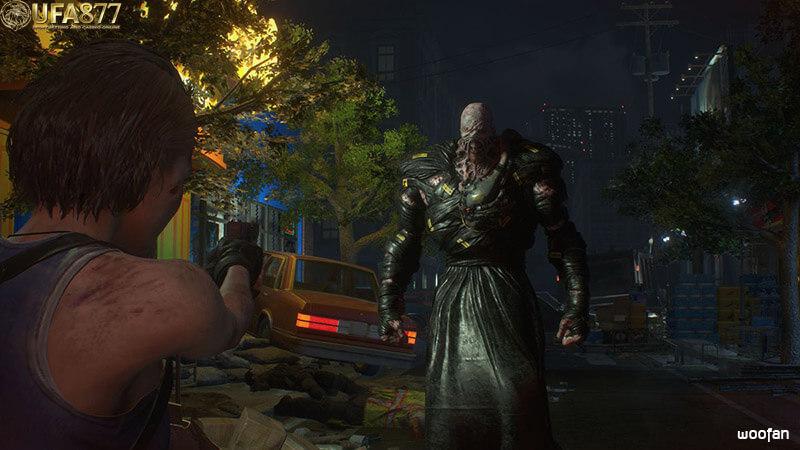 Resident Evil 3 Plot