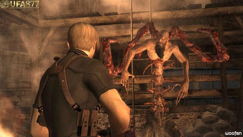 Resident Evil 4 Development