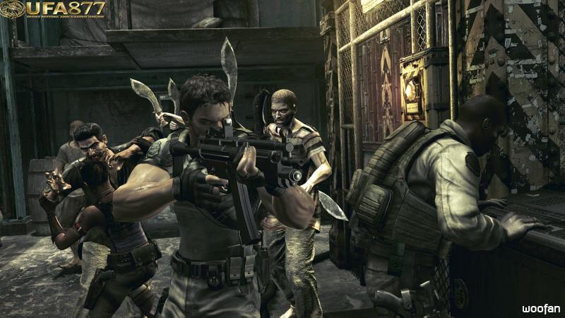 Resident Evil 5 Plot