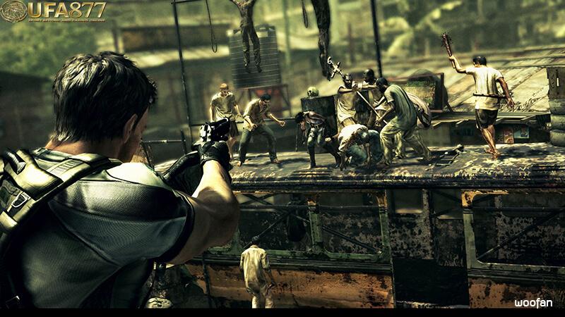 Resident Evil 5 Development