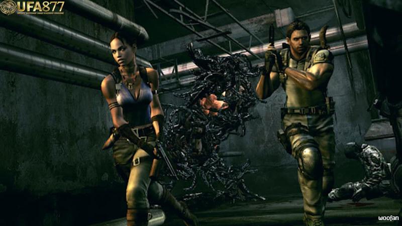 Resident Evil 5 Plot 2