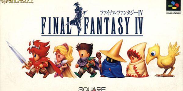 Final Fantasy 4 Story