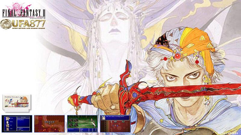 Final Fantasy 2 Story part 2