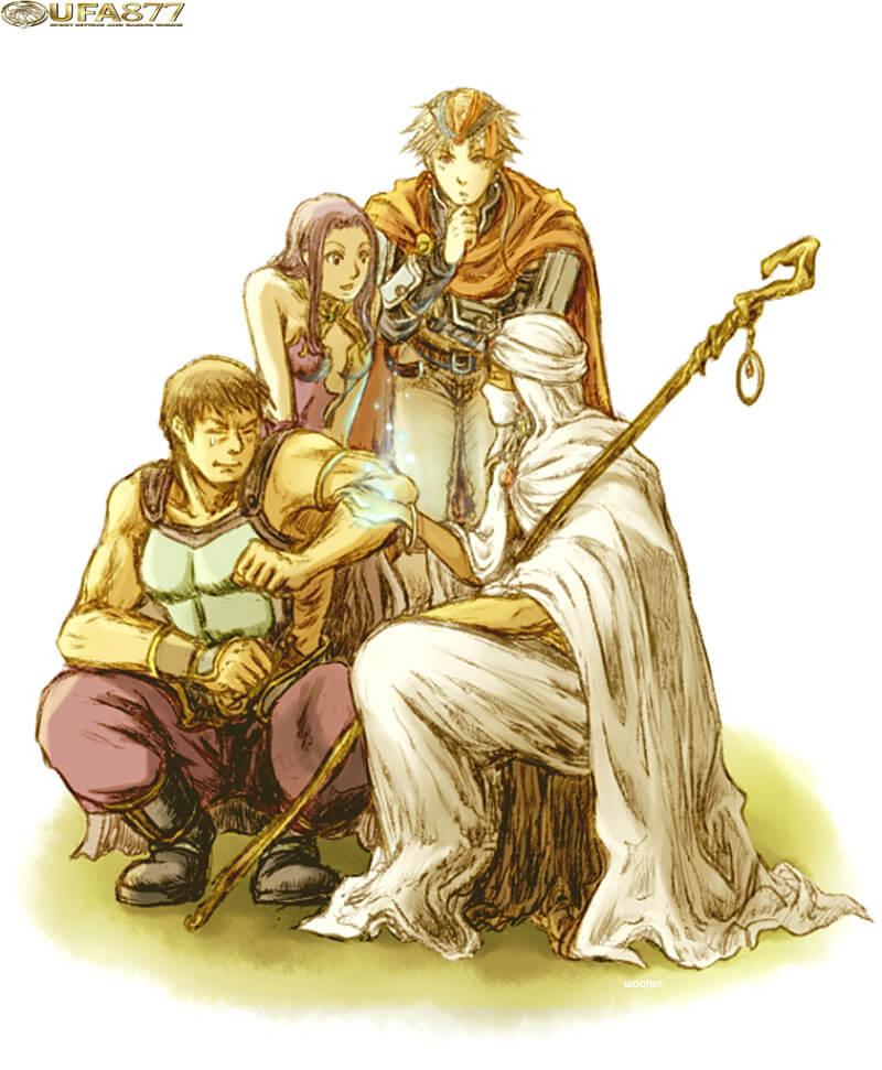 Final Fantasy 2 Soul of Rebirth