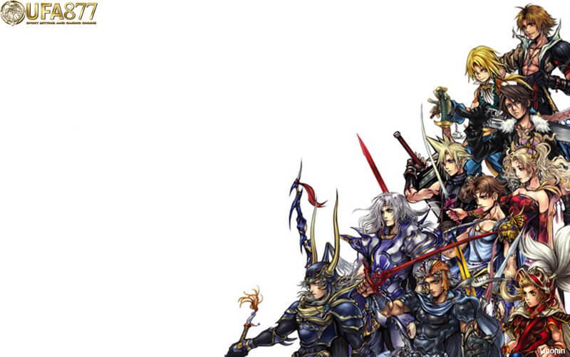 Final Fantasy 1 Creation