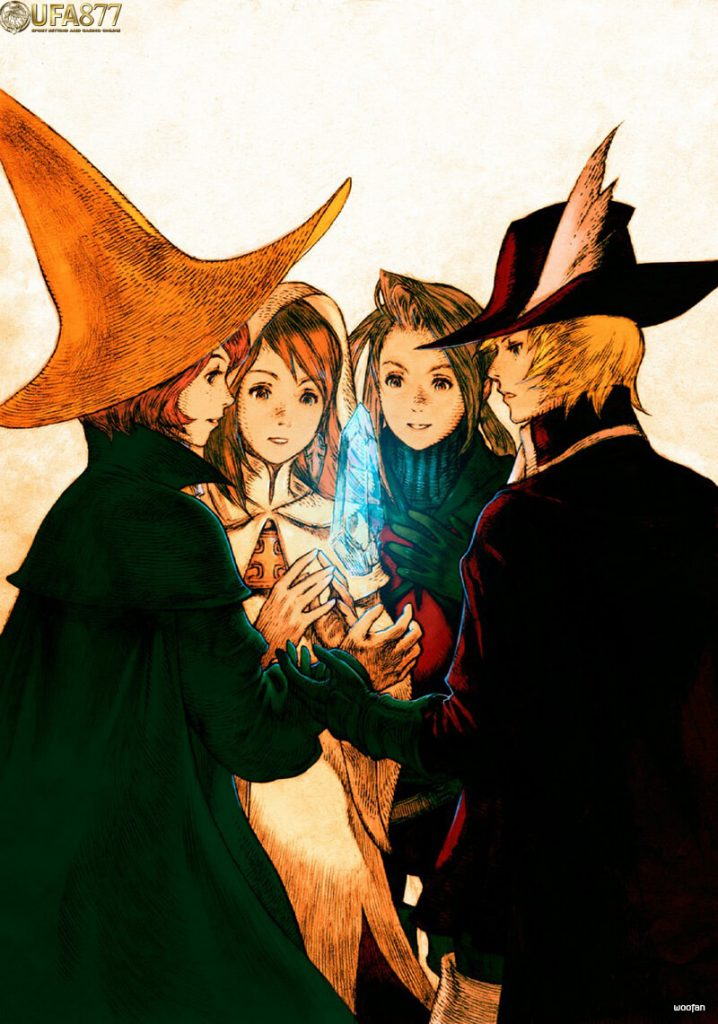 Final Fantasy 3 Story 2
