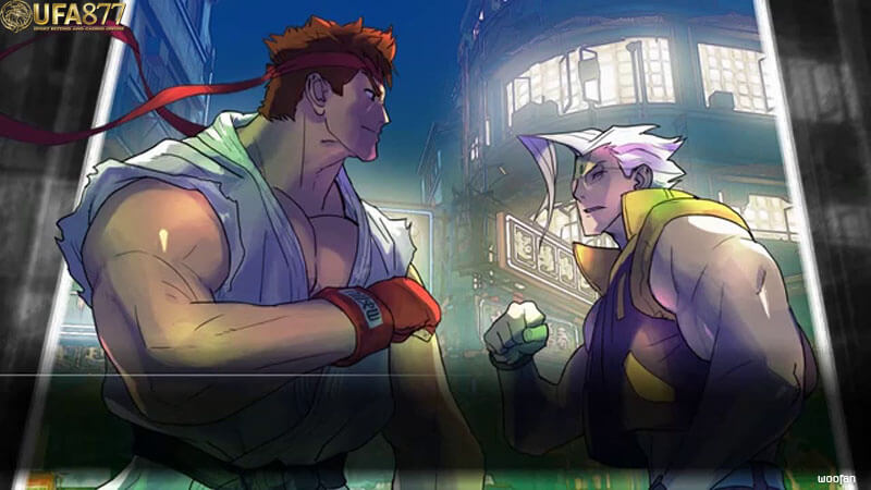 Street Fighter V Plot