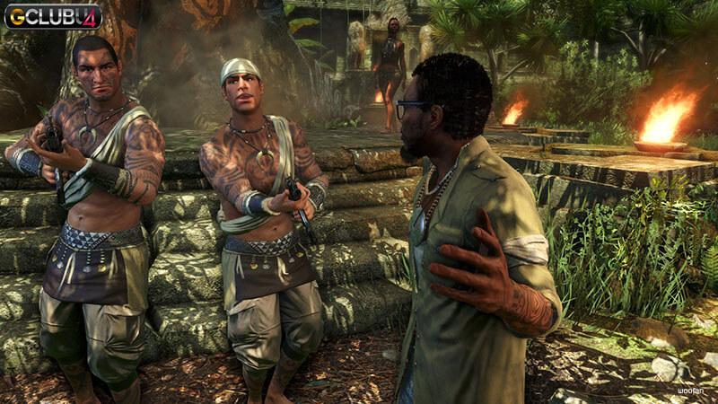 Far Cry 3 Plot 2