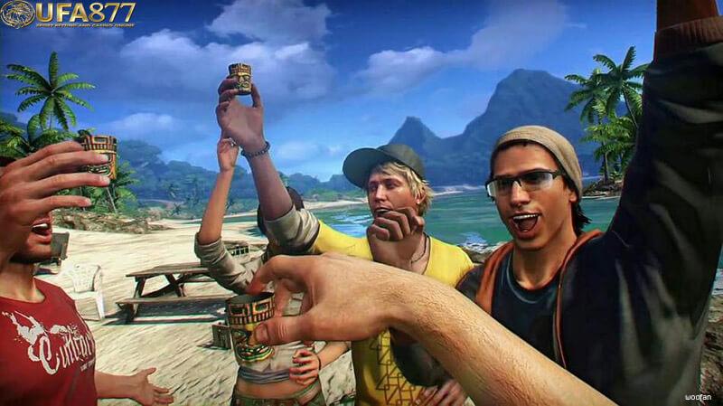 Far Cry 3 Plot