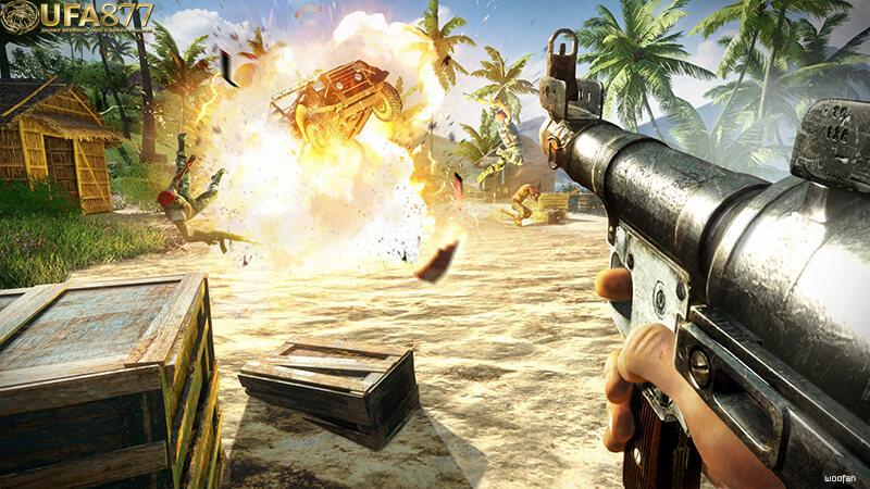 Far Cry 3 Development