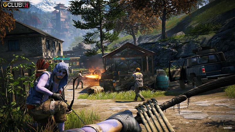 Far Cry 4 Multiplayer