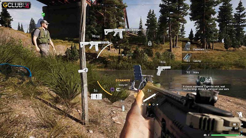 Far Cry 5 Synopsis